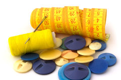 Set for sewing Stock Photo