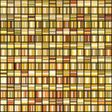 Set of shiny 256 abstract gold gradient backgrounds, vector  Royalty Free Stock Image