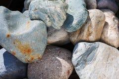 Set skały Zdjęcia Stock