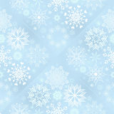 Set of snowflakes. Collection of snowflakes (set of snowflakes) illustration Royalty Free Stock Images