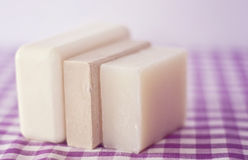 Set of Soaps Stock Photos