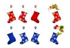 Set of socks Royalty Free Stock Photos