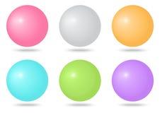 set spheresvektor f?r f?rgrik illustration ocks? vektor f?r coreldrawillustration vektor illustrationer