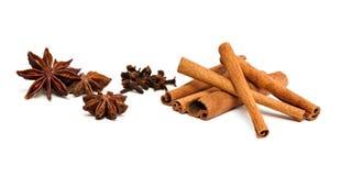 Set of spices. Stock Photos