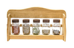Set of spices Royalty Free Stock Photos