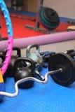 Set Of Sport Equipment Stock Image