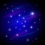 Set of  stars Stock Photo