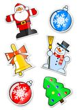 Set_stickers (24) .jpg Illustration Stock
