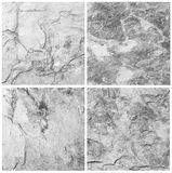 Set of stone background and texture (High resolution). gray colo Royalty Free Stock Image