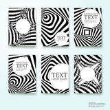 Set straight lines abstract  background Stock Images