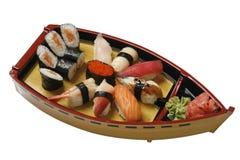 Set of sush Stock Photo