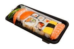 Set of sushi Stock Photography