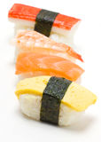Set Of Sushi. Royalty Free Stock Image