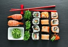 Set of sushi Stock Photos