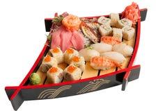 Set sushi Stock Images