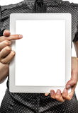 set tablet för datorsymbolsskärm Royaltyfri Foto