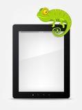 set tablet för PC Arkivfoto