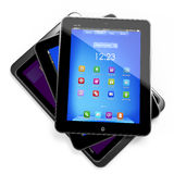 Set of Tablet PCs Stock Photos
