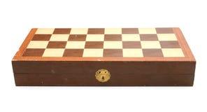 set tappning för schack Royaltyfri Bild