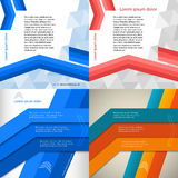 Set template number steps Presentation Powerpoint05 Stock Images