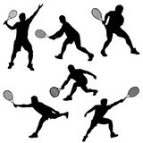 Set tennis Stock Photos