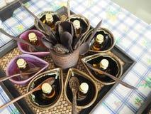 Set Thai herb Royalty Free Stock Photos
