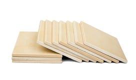 Set of tiles Stock Image
