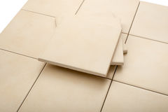 Set of tiles Stock Photography