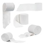 Set of toilet paper Stock Photography
