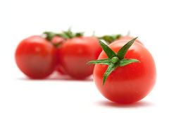 Set Tomaten lizenzfreie stockbilder