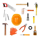 A set of tools Royalty Free Stock Images