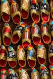 Set turecki Osmański rzemienny kapeć w bazarze Obrazy Royalty Free