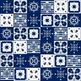 Set of Turkish seamless patterns, vector illustration
