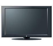 set tv för lcd Royaltyfri Fotografi