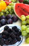 Set unterschiedliches Gemüse Lizenzfreies Stockfoto