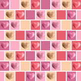 Set of Valentine`s Day Symbol Stock Images