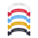 Set of vector banner ribbons. Royalty Free Stock Images