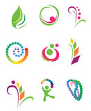 Set of vector design elements Royalty Free Stock Photo