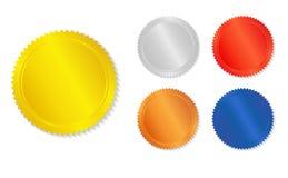 Set of vector design elements Stock Images