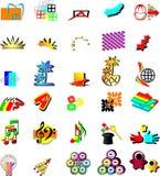 Set vector logo elements  Stock Photo
