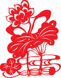 Set of Vector from Traditional Chinese stock illustration