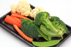 Set vegetables, Fresh broccoli Stock Image