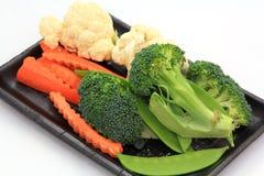 Set vegetables, Fresh broccoli Stock Image
