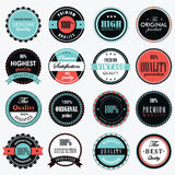 Set Of Vintage Label Premium Vector Stock Photos