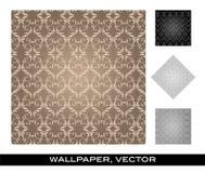 Set Wallpaper Royalty Free Stock Image