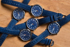 Set of watches Stock Images