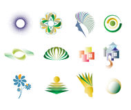 Set of web icons Royalty Free Stock Image
