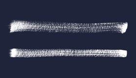 Set wektoru muśnięcia uderzenia Colour jest editable ilustracji