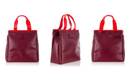 Set of woman bags Royalty Free Stock Photography