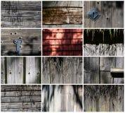 Set of Wood texture Stock Photos
